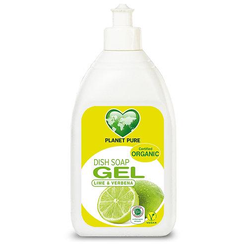 Détergent organique citron vert / sauge
