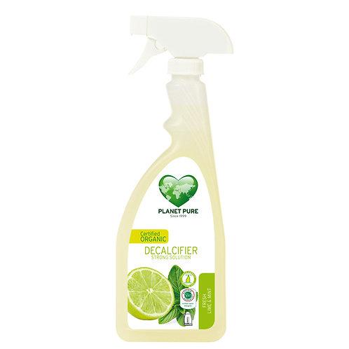 Spray anticalcaire au citron frais