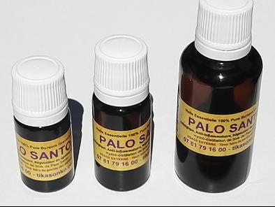 L'huile essentielle de Palo Santo 5ml