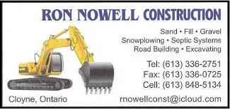 ron nowell construction