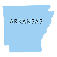 arkansas-state-plain-map-by-Vexels.png
