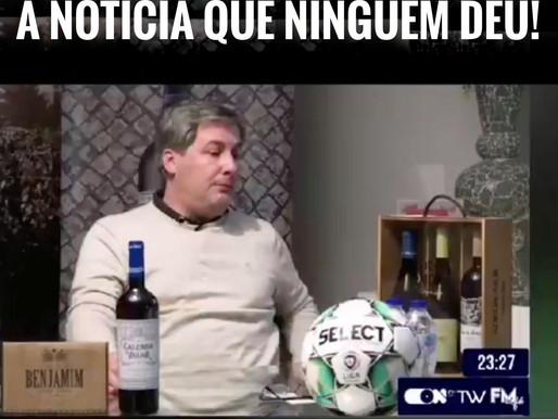 Paulo Afonso Ramos 05/01/2021 - A NOTÍCIA QUE NINGUÉM DEU!