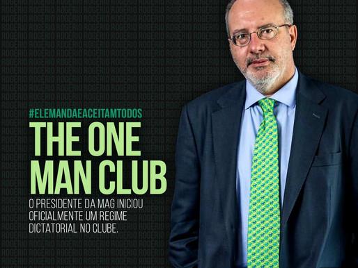 Jornal Rugidos - 62ª Edição – The One Man Club