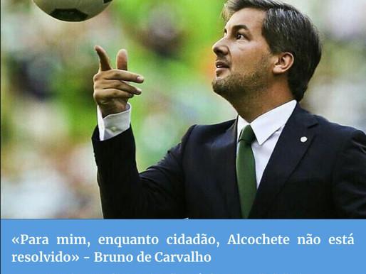 Parte III Entrevista Diário do Distrito - Bruno de Carvalho