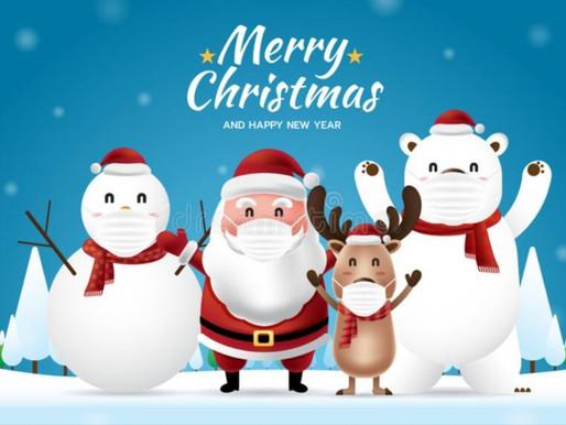 Feliz Natal e um Feliz 2021