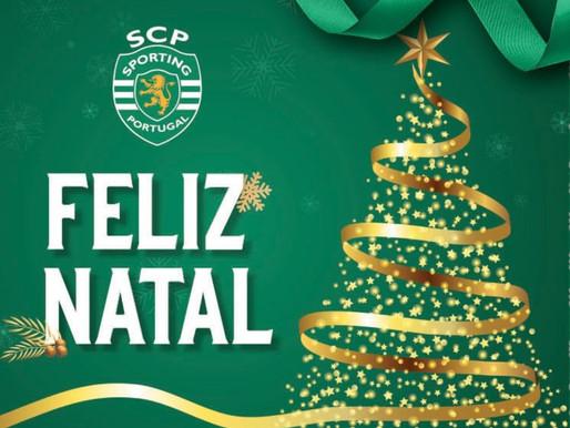 Luís Teves 23/12/2020 - FELIZ NATAL SPORTINGUISTAS