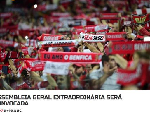 """Luís Teves 22/04/2021 - A DEMOCRACIA NO """"CLUBE DOS CORRUPTOS"""""""