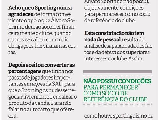 "Marco Freitas 07/01/2021 - A crónica dos ""bons"" malandros: Tios, SobriNNhos e VARiantes..."