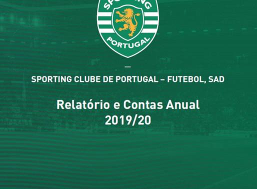 Afonso Pinto Coelho 09/09/2020 - A falácia do lucro da Sporting Futebol SAD