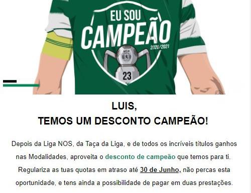 Luís Teves 29/06/2021 - NEM COM DESCONTOS MEUS CAROS