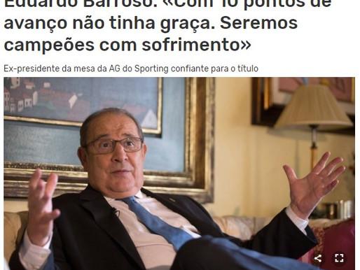 Luís Teves 28/04/2021 - COISAS ENGRAÇADAS SEM GRAÇA NENHUMA