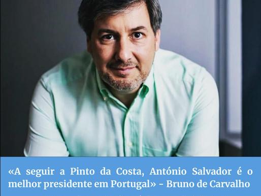 Parte IV Entrevista Diário do Distrito - Bruno de Carvalho
