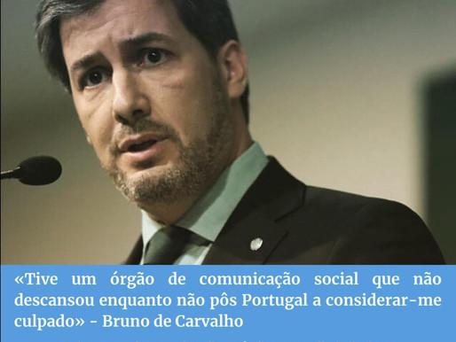 Parte V Entrevista Diário do Distrito (final) - Bruno de Carvalho