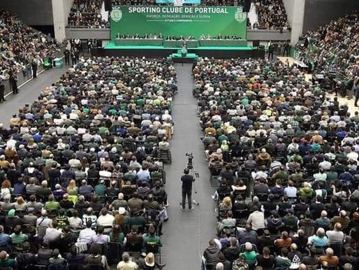 Afonso Pinto Coelho 26/08/2020 - 50 dias de Assembleias Gerais no Sporting