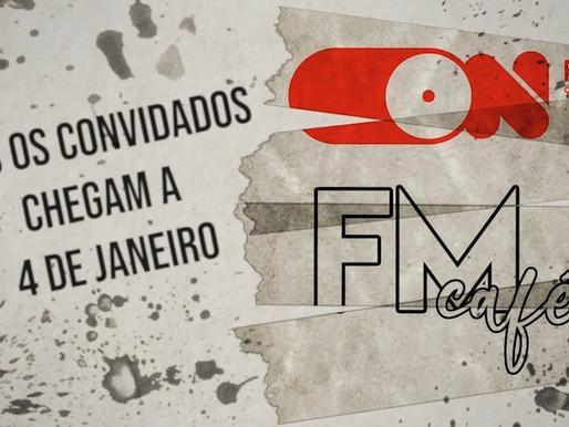 Entrevista FM Café próximo dia 4.01.2021