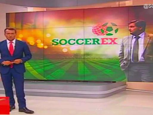 Bruno de Carvalho critica fundos de investimento no fórum SOCCEREX, em Inglaterra - 11/09/2014
