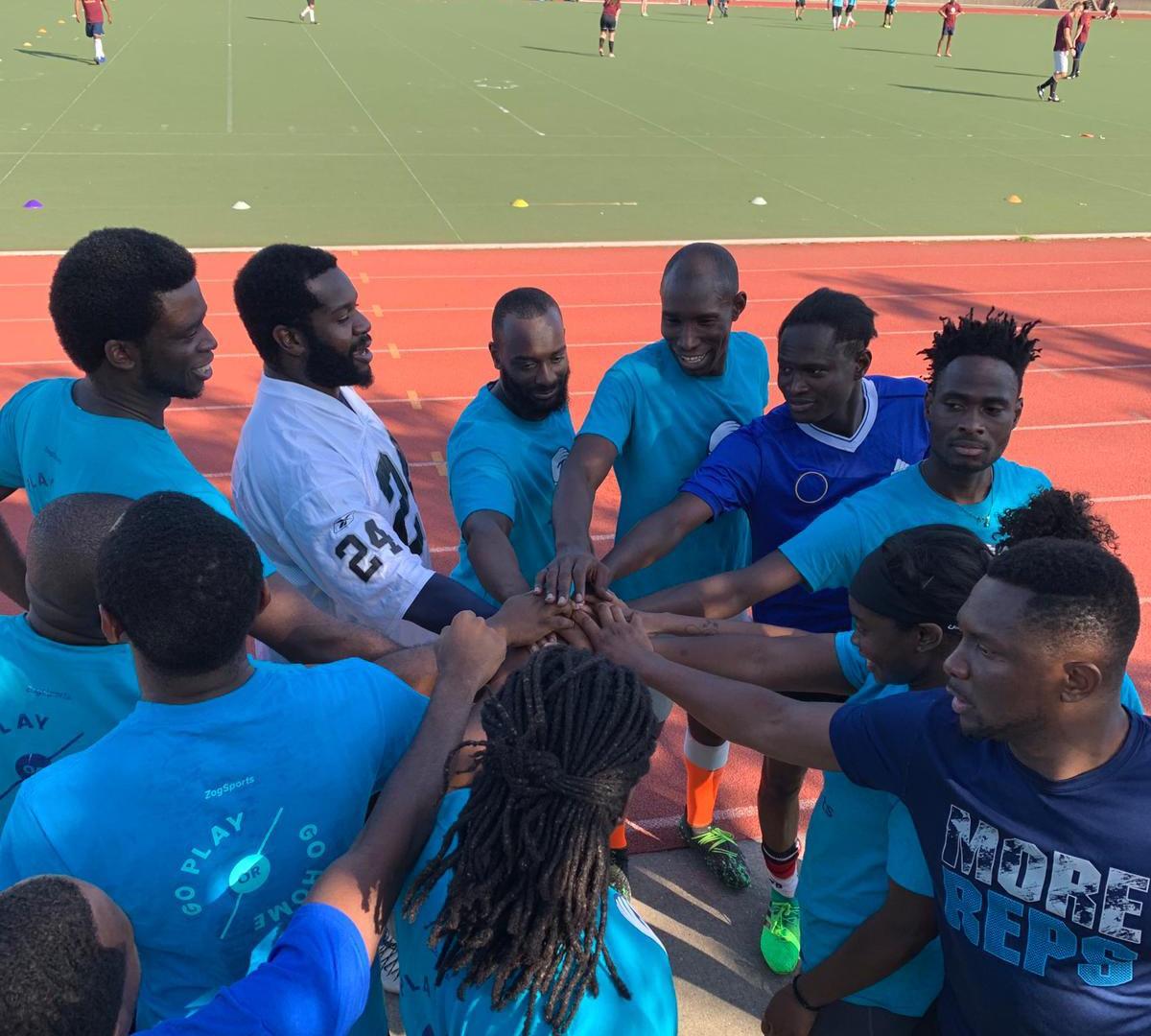 2019 UIU Soccer Team