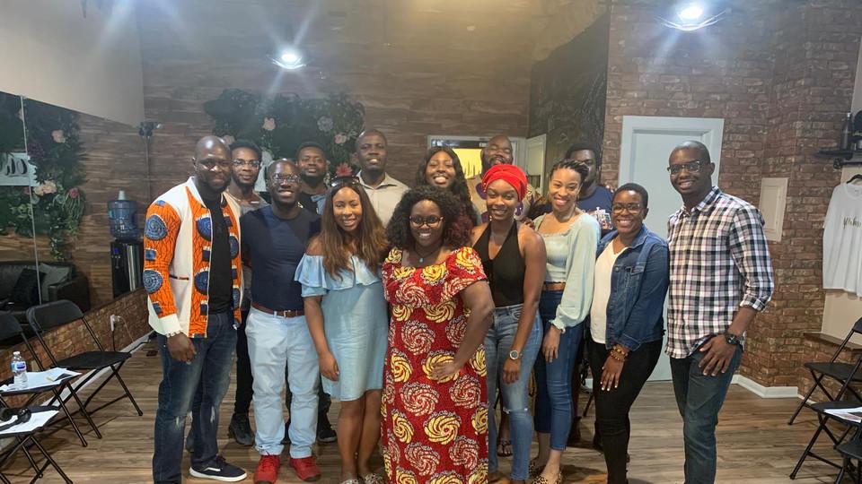 General Body Meeting - August 2019 - Newark, NJ