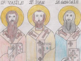 Sfinții Trei Ierarhi - comoara inestimabilă în slujba educației