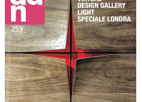 DDN magazine - 06D Atelier: Jouney into lightness -Speciale London Design
