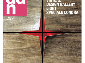 DDN magazine - 06D Atelier: Jouney into lightness -Speciale London Design