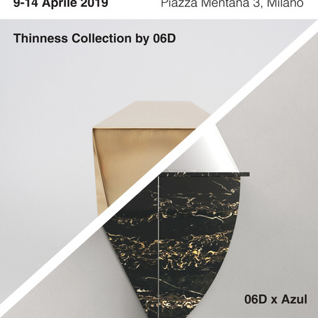 06D at Milan Design Week 2019