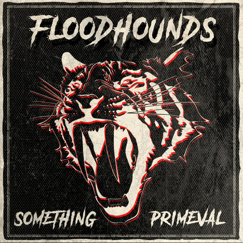 FloodHounds - Something Primeval Artwork