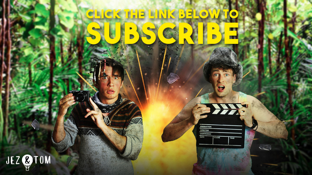 Jez & Tom Subscribe Artwork