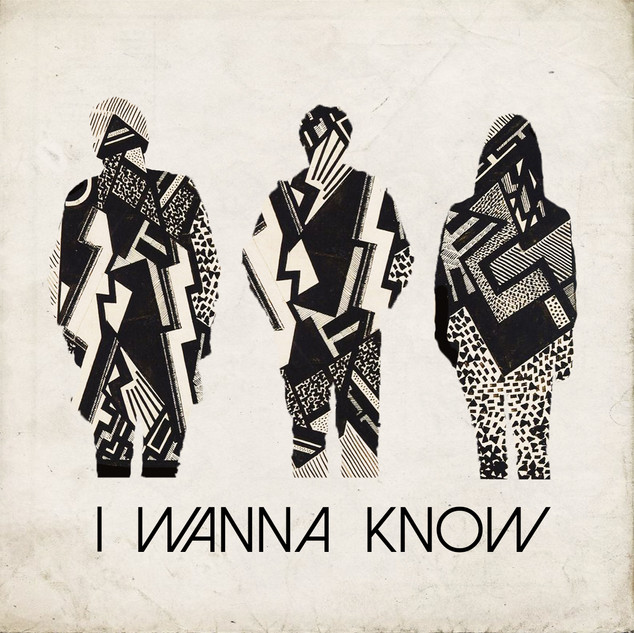 I Wanna Know - FloodHounds Artwork