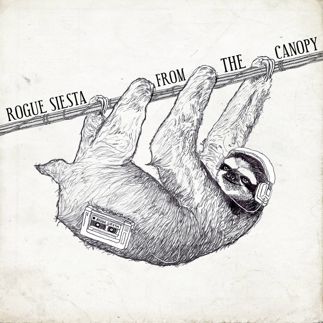 Rogue Siesta From The Canopy EP Artwork