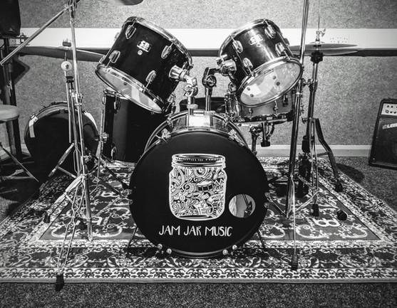 Jam Jar Drums