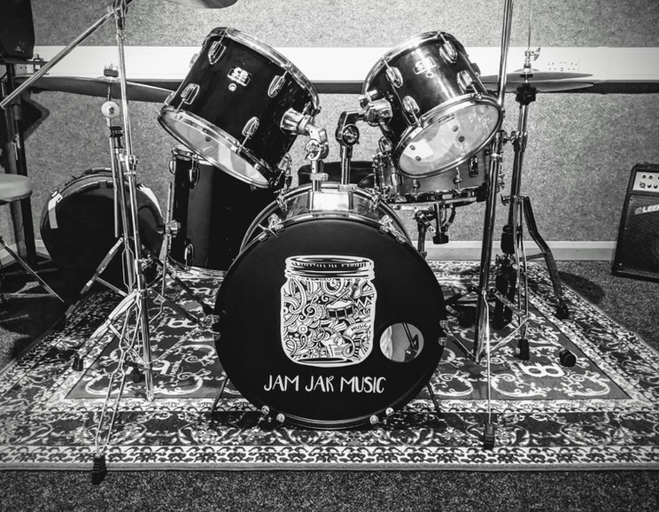 Jam Jar Drums