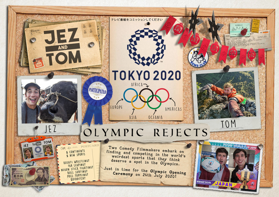 Olympic Rejects