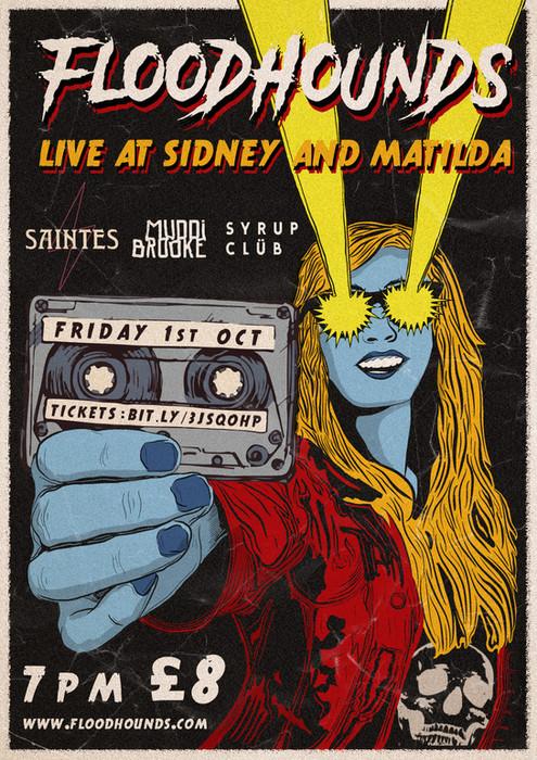 Portrait -1st October FH Sidney & Matilda Poster.jpg
