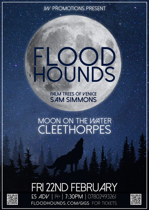 Cleethorpes Concert Flyer