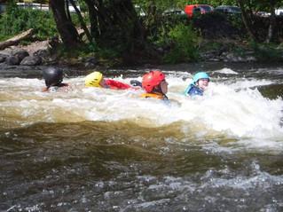 White Water Safety intro