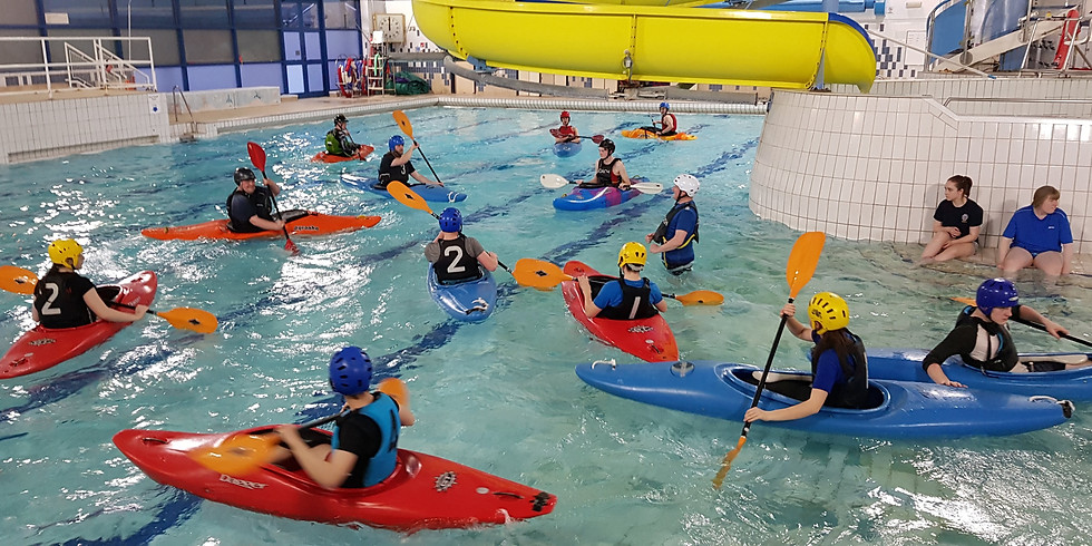 Taster/Welcome to Pendle Paddlers - Session 2