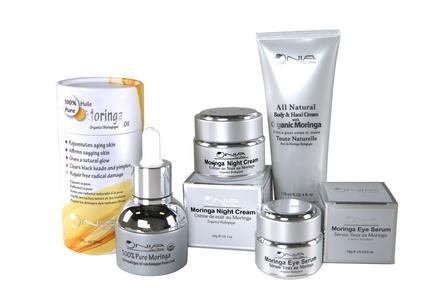 Moringa Skin Care Products
