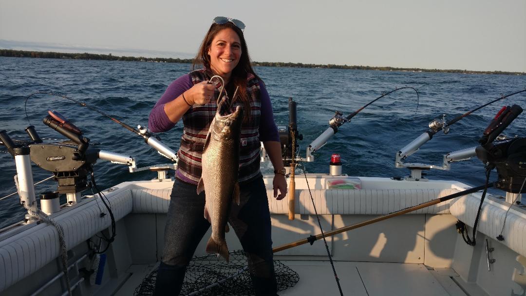 lake ontario salmon charters