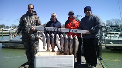 lake ontario fishing trips