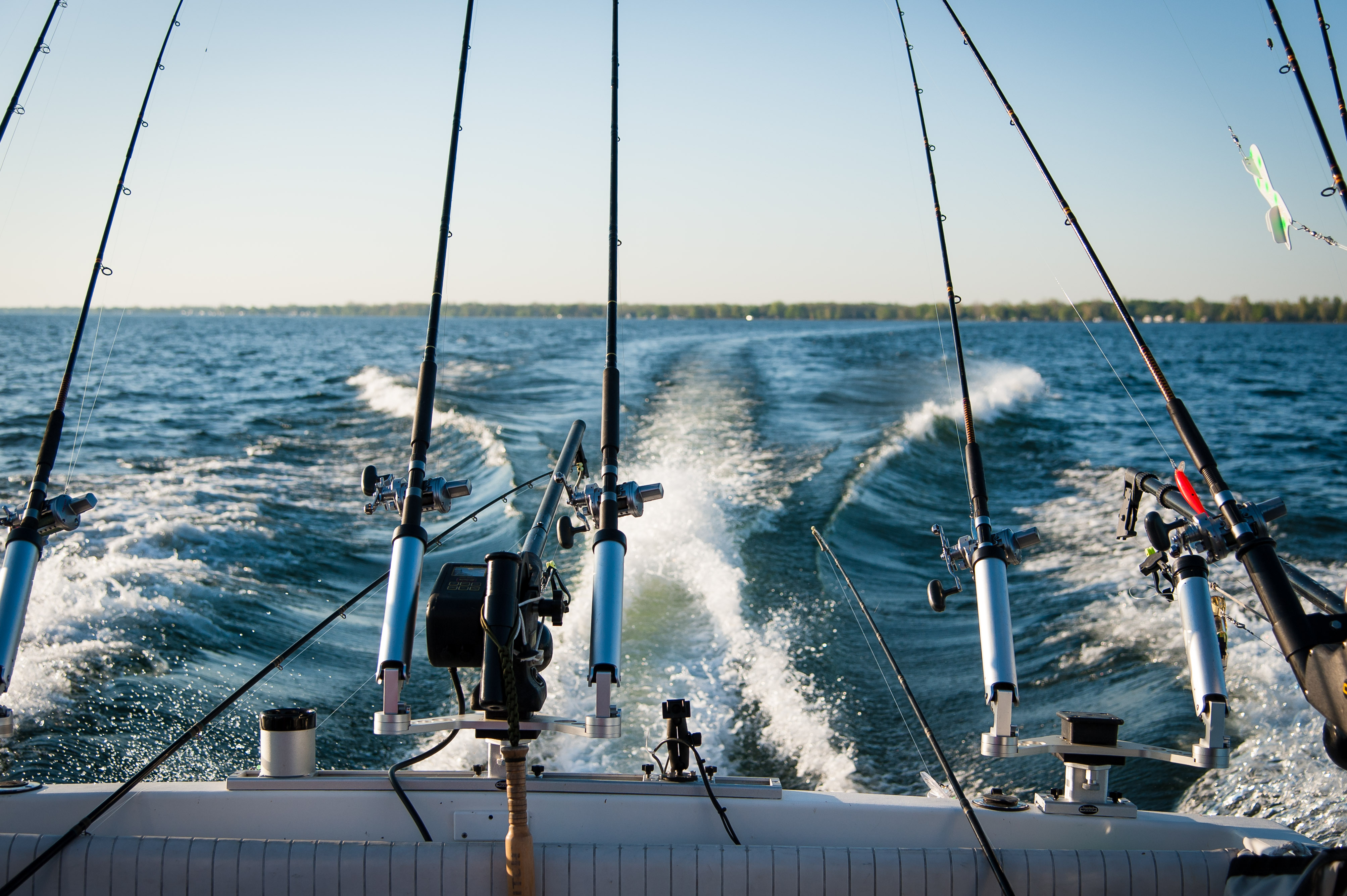 lake ontario fishing charters hamlin ny