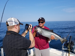 lake ontario fishing charters