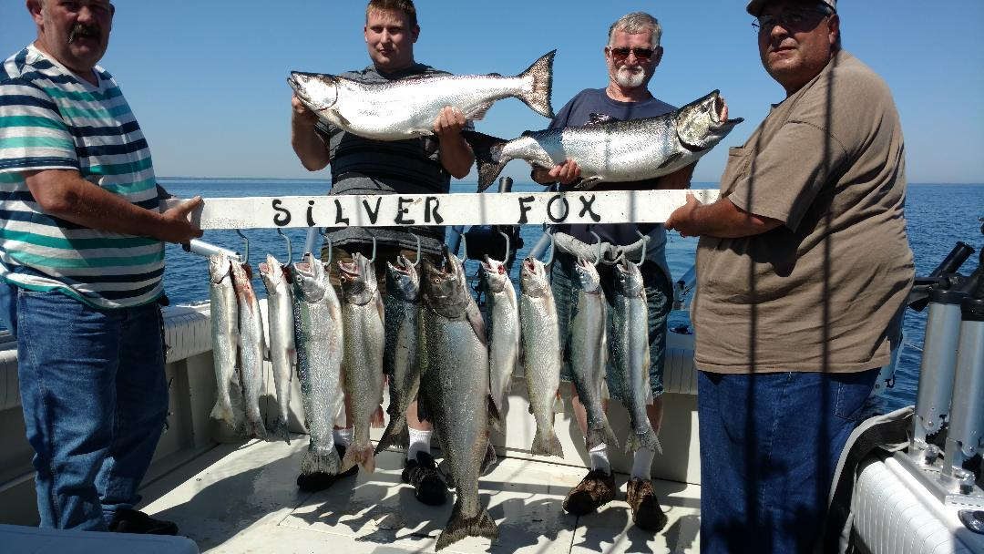 lake onterio fishing charters