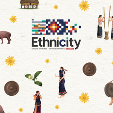 Ethnicity - Open Access Vietnamese Brocade Patterns E-library | Preserving heritage in a modern way
