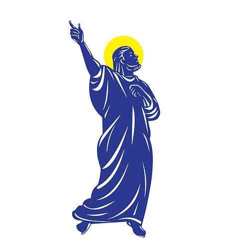 Thánh Phaolô tông đồ rao giảng