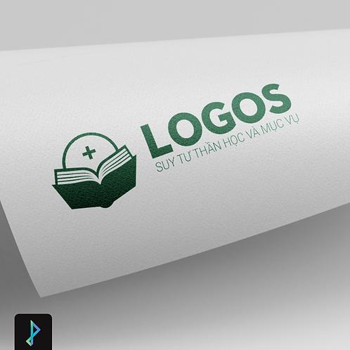 Mockup Logo on Paper