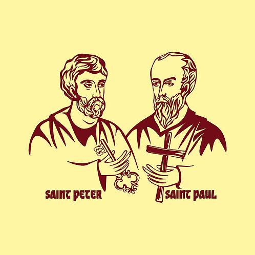 Thánh Phêrô và Phaolo tông đồ