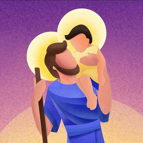 St. Joseph Worker - Thánh Giuse Thợ