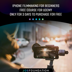Free Course: iPhone Filmmaking for Beginners