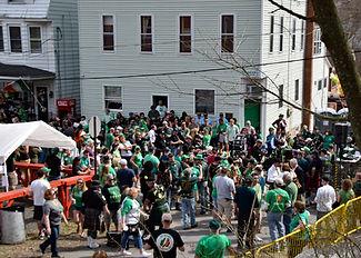After Parade-Hibernian House Block Party